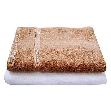 Combo 2 Khăn Tắm Cotton Thành Nam COMBO2KTCTTN (70 x 140 cm) – Màu Ngẫu Nhiên