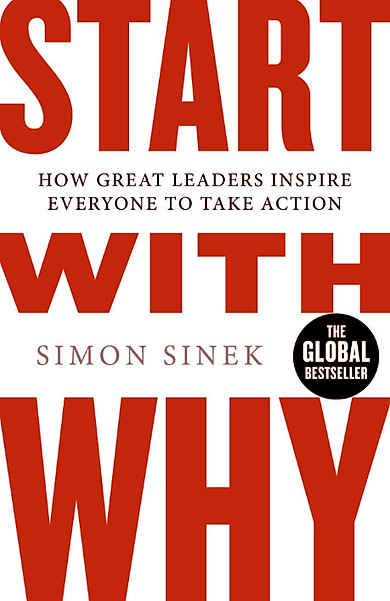 Start With Why - Paperback
