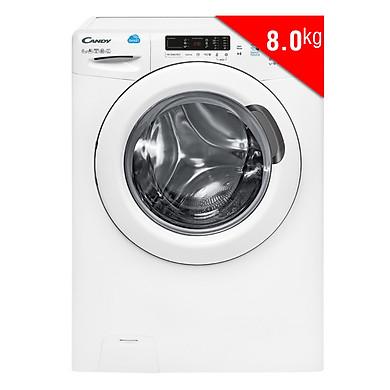 Máy Giặt Cửa Ngang Candy CS1482D3/1-S (8.0 Kg) - Hàng Chính Hãng