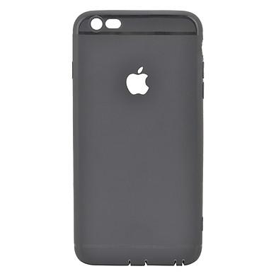 Ốp Lưng Dẻo iPhone 6 Plus / 6s Plus TH-688-109 (Đen)