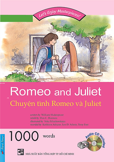Happy Reader - Chuyện Tình Romeo & Juliet +1CD