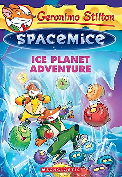Geronimo Stilton Spacemice #3: Ice Planet Adventure