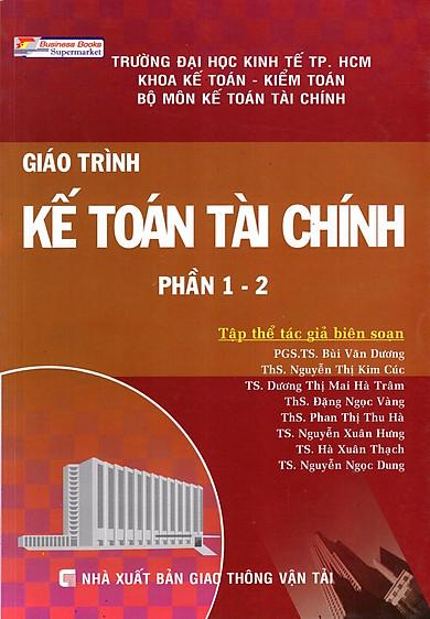 Giáo Trình Kế Toán Tài Chính (Phần 1 - 2)