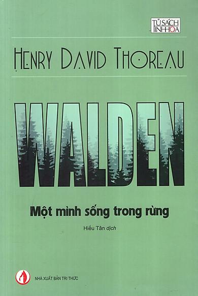 Walden - Một Mình Sống Trong Rừng