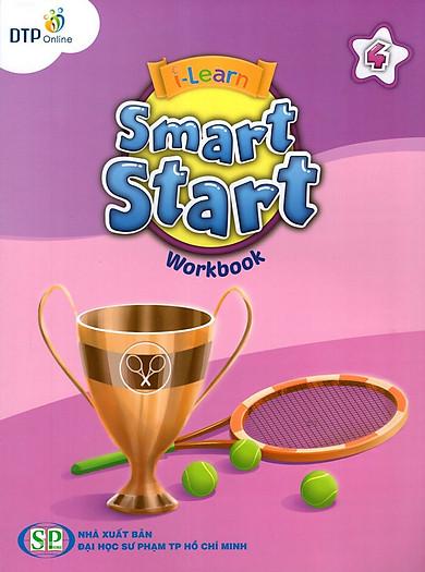 i-Learn Smart Start 4 Workbook (Phiên Bản Dành Cho TP.HCM)