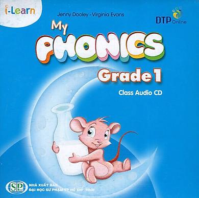 i-Learn My Phonics Grade 1 Class CD (Phiên Bản Dành Cho Các Tỉnh)