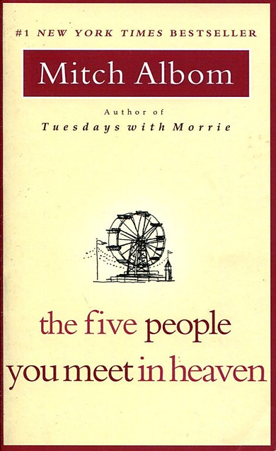 The Five People You Meet In Heaven (Mass Market Paperback)