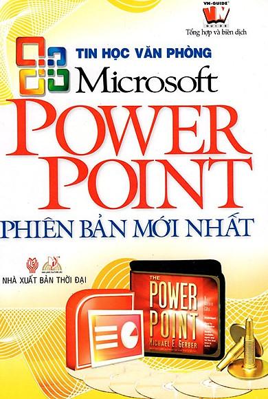Tin Học Văn Phòng - Microsoft Power Point