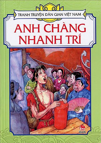 Tranh Truyện Dân Gian Việt Nam - Anh Chàng Nhanh Trí