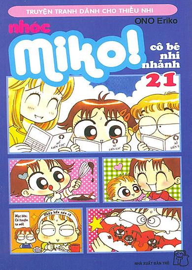 Nhóc Miko: Cô Bé Nhí Nhảnh - Tập 21
