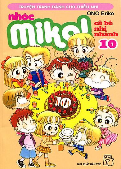 Nhóc Miko: Cô Bé Nhí Nhảnh - Tập 10