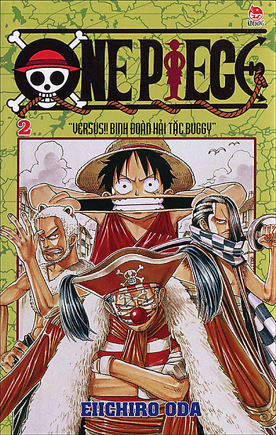 One Piece - Tập 2