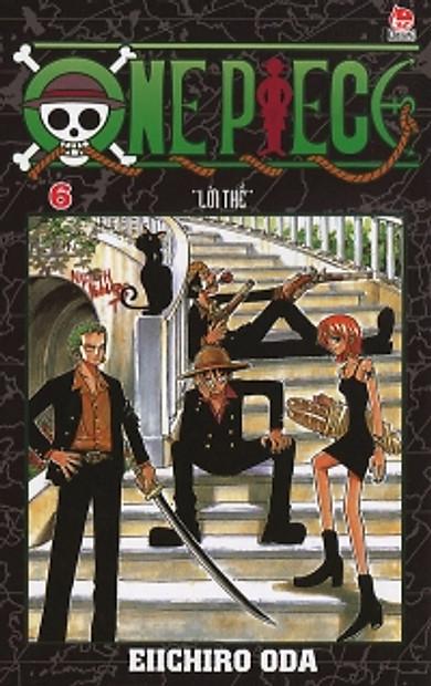 One Piece - Tập 6 (Tái Bản 2015)