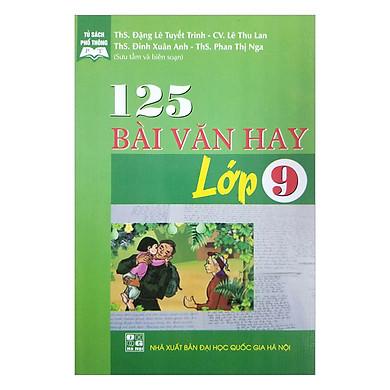 125 Bài Văn Hay - Lớp 9