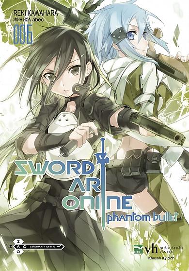 Sword Art Online 006 - Phantom Bullet