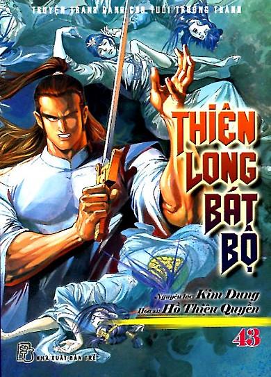 Thiên Long Bát Bộ 43-44