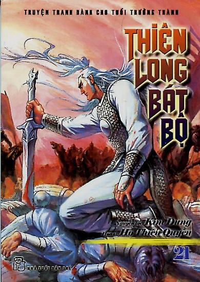 Thiên Long Bát Bộ 21-22
