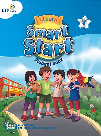 i-Learn Smart Start 1 Class Audio CDs (4) (Phiên Bản Dành Cho TP.HCM)