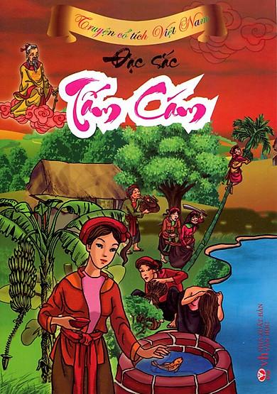 Truyện Cổ Tích Việt Nam Đặc Sắc - Tấm Cám