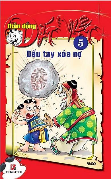 Thần Đồng Đất Việt 5 - Dấu Tay Xóa Nợ