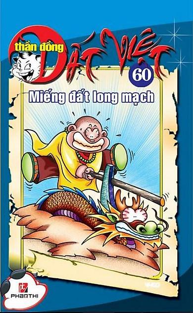 Thần Đồng Đất Việt 60 - Miếng Đất Long Mạch