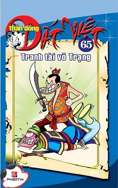Thần Đồng Đất Việt 65 - Tranh Tài Võ Trạng