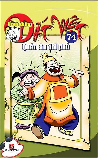 Thần Đồng Đất Việt 74 - Quán Ăn Thi Phú