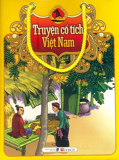 Bộ Túi Truyện Cổ Tích Việt Nam (4 Cuốn)