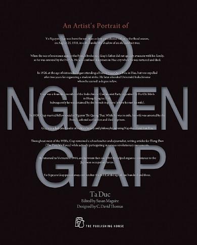 An Artist's Portrait Of Vo Nguyen Giap