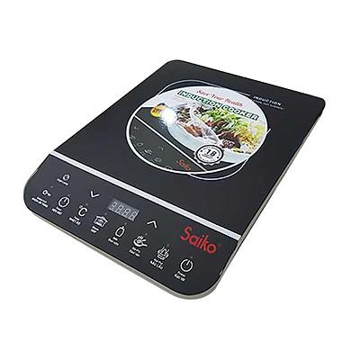 Bếp Điện Từ Đơn Saiko IH-2010 (2000W) - Kèm Nồi Lẩu - Hàng chính hãng