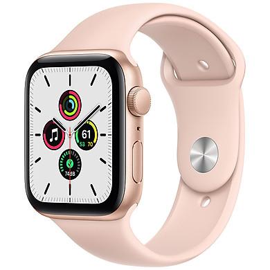 Đồng Hồ Thông Minh Apple Watch SE GPS Only Aluminum Case With Sport Band (Viền Nhôm & Dây Cao Su) – Hàng Chính Hãng VN/A