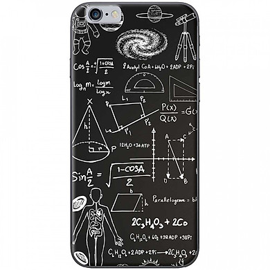 Ốp lưng dành cho iPhone 6, iPhone 6S mẫu Thiên văn học