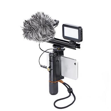 Micro Thu Âm Đa Năng dành cho điện thoại, máy ảnh live stream Boya MM1  - Hàng Chính Hãng