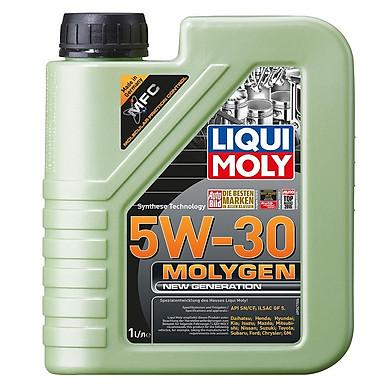 Nhớt Liqui Molygen 5W30 dành cho xe ga
