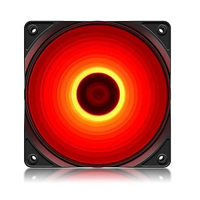 Quạt của vỏ máy vi tính Deepcool RF120 RED - Hàng Chính Hãng