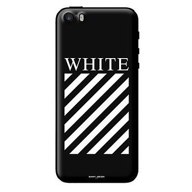 Ốp in cho iPhone 5s Trắng - Hàng chính hãng