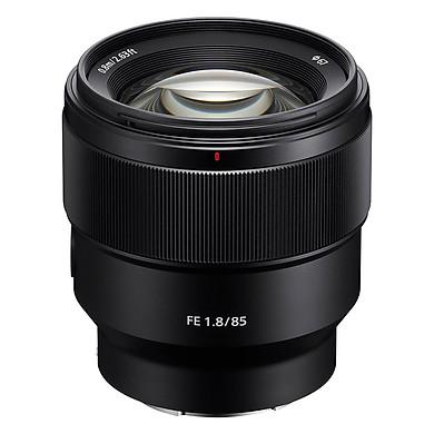 Lens Sony SEL 85mm F1.8 - Hàng Chính Hãng