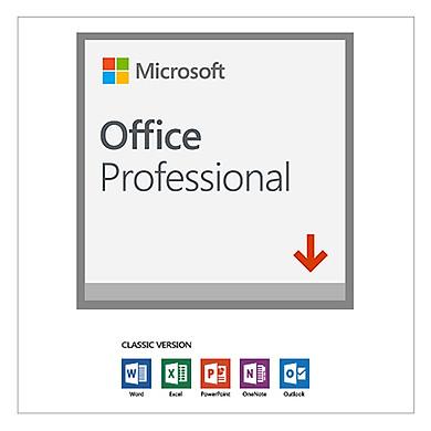 Phần Mềm Officeproplus 2019 SNGL OLP NL (79P-05729) - Hàng Chính Hãng