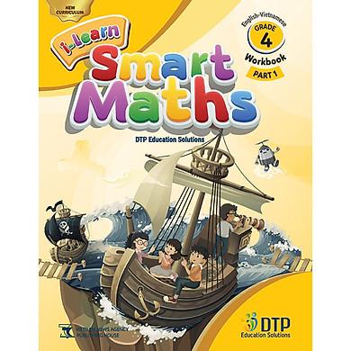 i-Learn Smart Maths Grade 4 Workbook Part 1 (ENG-VN)