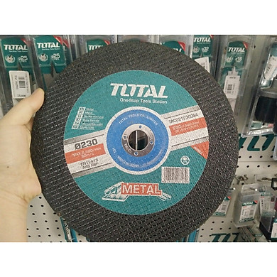 Đĩa cắt kim loại 230mm (9'') Total TAC2212303SA
