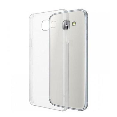 Ốp lưng cho Samsung Galaxy A5 2016 dẻo, trong suốt
