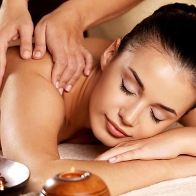 Massage Khỏe - Liệu Trình 90 Phút Massage Body Tinh Dầu/ Đá Nóng Thải Độc Bấm Huyệt (Miễn Phí Xông Hơi)
