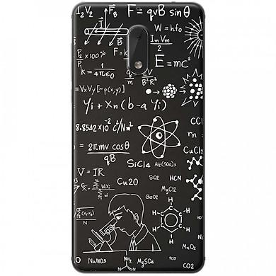 Ốp lưng dành cho Nokia 6 mẫu Hóa học