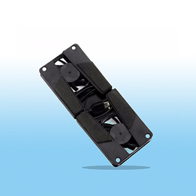 Đế tản nhiệt  chuyên dụng laptop có thể gấp nhỏ Đen PF68
