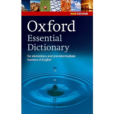 Oxford Essential Dictionary (New Edition)