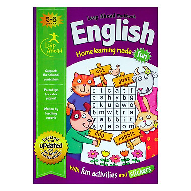 Leap Ahead: 5-6 Years English