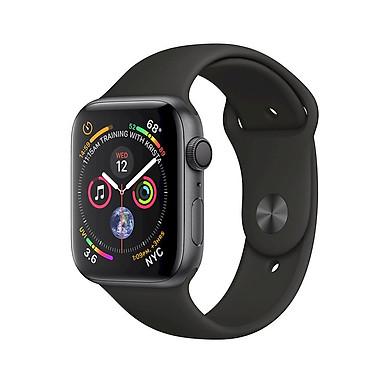 Đồng Hồ Thông Minh Apple Watch Series 4 GPS Aluminum Case With Sport Band - Nhập Khẩu Chính Hãng