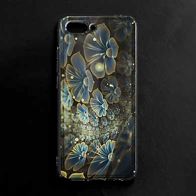 Ốp trong cho Honor 10 cứng in Abstract PIII