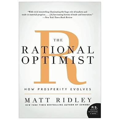 The Rational Optimist: How Prosperity Evolves (P.S.)