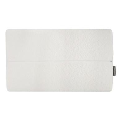Gối Memory Foam 50D Hình Cong Lock&Lock HLW111 (50 x 30 cm) – Trắng